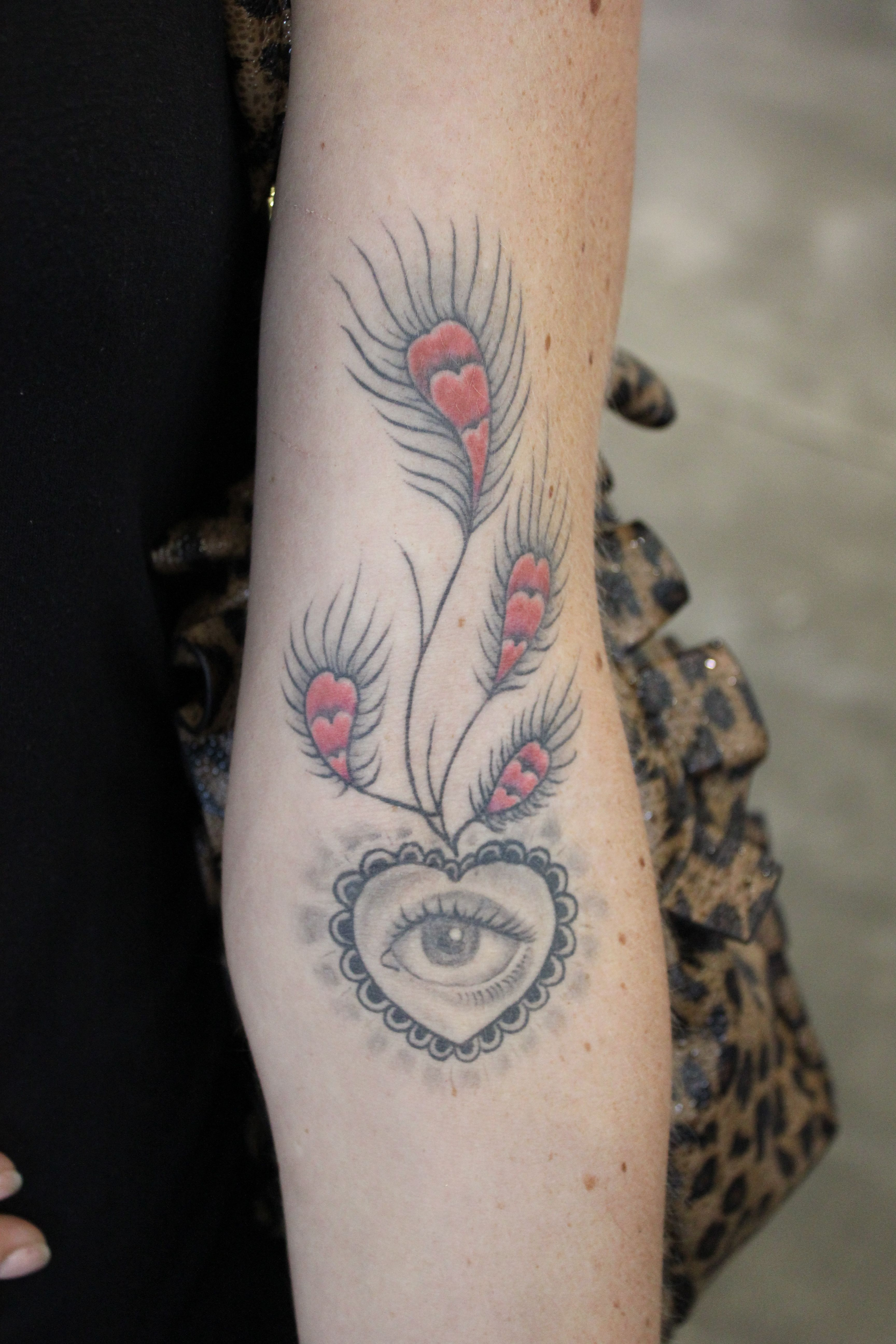 Furdant tattoo true love forever tattoo for Love always tattoo