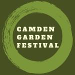 Camden Garden Festival logo